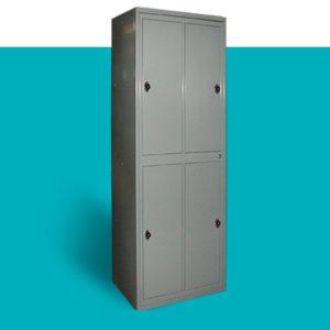 Lockers y gabinetes