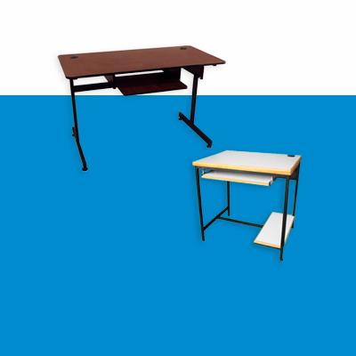 Mesas de computo