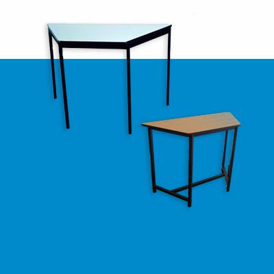 Mesas trapezoidales