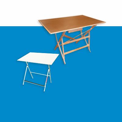 Restiradores y mesas de dibujo